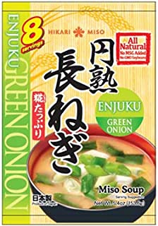 Hikari Miso Instant Miso Soup With Negi, Welsh onion 5.14 Ounce