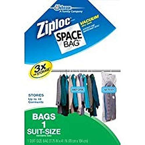 Space Bag Vakuum-Anzug, Umhängetasche