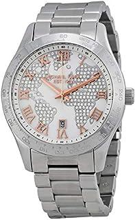 ساعة انالوج ستانلس ستيل من مايكل كورس للرجال, MK5958
