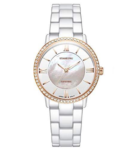 STARKING Women Reloj De Pulsera Luxury-Fashion Stainless Steel Quartz Analogous BL0865