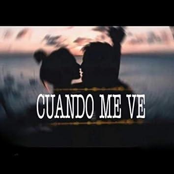 Cuando me ve