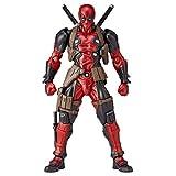 YUANY Figura de acción de Deadpool Avengers X-Men Juguetes faciales Intercambiables Modelo de Personaje móvil Muñecas para niños Regalo,Deadpool