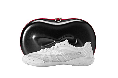 Nfinity Vengeance Cheer Shoe (Pair), White, 8.5