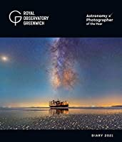 Royal Observatory Greenwich - Astronomy Photographer of the Year Desk Diary 2021