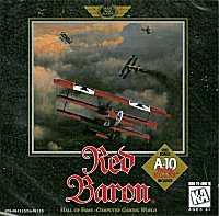 Red Baron (with A-10 Tank Killer) (Jewel Case) (輸入版)