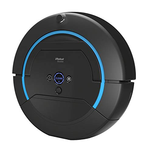 Learn More About Scooba 450 Wall Tank Virtual Cleaner, Robotic Vacuum iRobot, Floor Scrubbing Robot ...