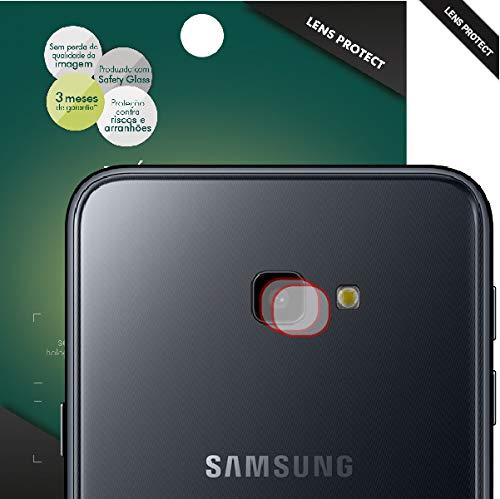 Pelicula Hprime para camera LensProtect para Samsung Galaxy J4+ (Plus), Hprime, Película Protetora de Tela para Celular, Transparente