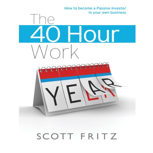 Page de couverture de The 40 Hour Work YEAR