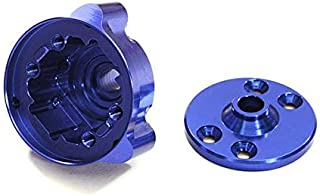 Integy RC Model Hop-ups C27466BLUE Machined Center Differential Housing for Traxxas (6884) Stampede 4X4 & Slash 4X4