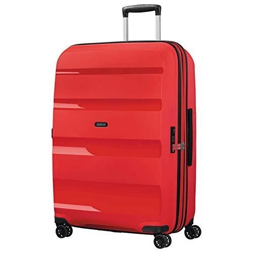 American Tourister Bon Air DLX Maleta con 4 Ruedas Rojo 75 cm