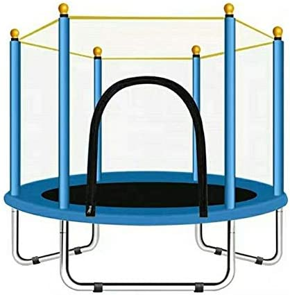 COMEJUMP 4 5FT Trampoline for Kids Boys Girls Indoor or Outdoor Mini Trampoline for Toddlers product image