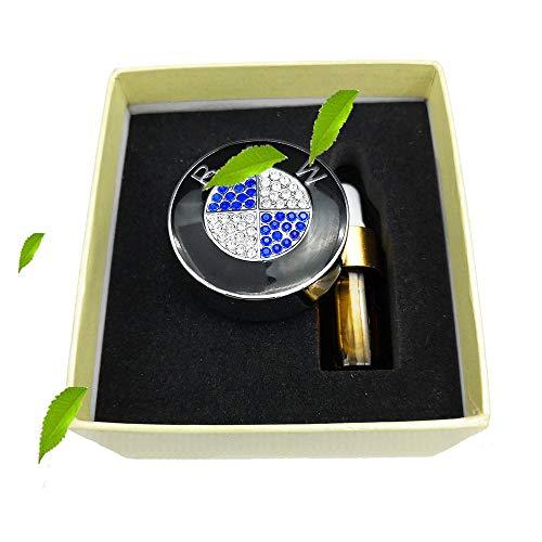 VILLSION Ambientador Coche Accessories para Coche Perfume con Caja de