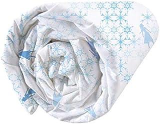 Reine des Neiges Mythical Water Drap Housse 100% Coton 90X190 Cm