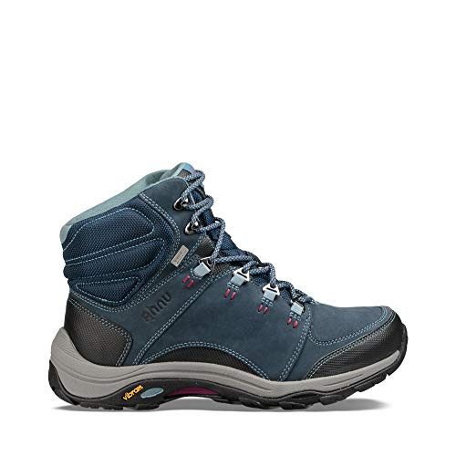 Ahnu Men's W Montara III Boot Event Hiking, Blue Spell, 9.5 M US