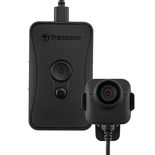 Why Should You Buy Transcend 32GB Drive Pro 52 Body Surveillance Camera (TS32GDPB52A),Black