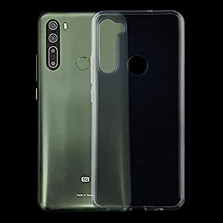 New Cell Phone Shell For HTC U20 5G 0.75mm Ultra-thin Transparent TPU Soft Protective Case