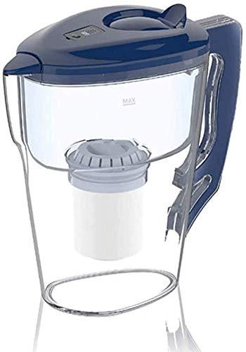 Ideaal waterfilterkan Cartridges 3 liter Water Purifier Filter Element Water Purifier, Tap Water Filter, effectief te verwijderen schadelijke stoffen, Blue vaatwasser tabbladen jilisay