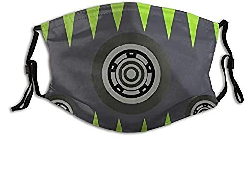 Titafel Octane Apex Legends Cloth Face Mask Reusable Adjustable...