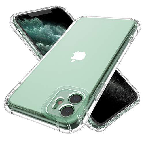 Clouds Funda para Teléfono Móvil iPhone 11 iPhone 11 Pro iPhone 11 Pro MAX Funda Ultradelgada Transparente Antideslizante para Teléfono Móvil, Adecuada para iPhone