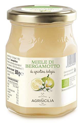 Agrisicilia Miele Di Bergamotto Da Agricoltura Biologica - 300 g