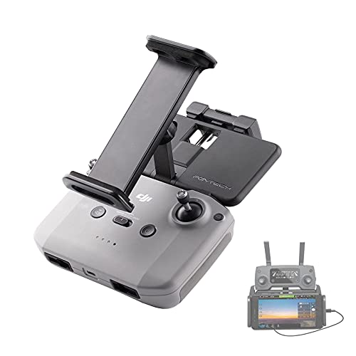PGYTECH PAD Holder Compatible with DJI Mavic Air 2/Air 2S/Mavic Mini2/Mavic Mini/Mavic pro/Mavic air/Mavic 2 pro/Mavic 2 Zoom/Spark Tablet Holder Foldable for Drones Accessories