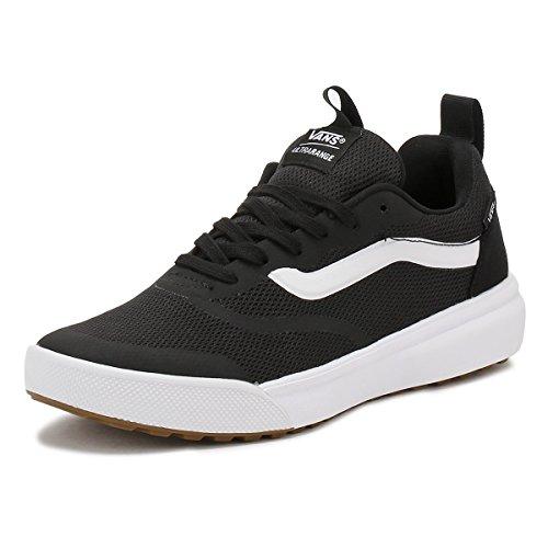 Vans Unisex-Erwachsene Ultrarange Rapidweld Sneaker, Black White, 40.5 EU