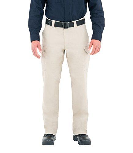 First Tactical Mens Pantalon Tactique pour Homme Bleu Marine, Homme, Men's Specialist Tactical Pant Midnight Navy, 114005, Kaki, 31W x 34L