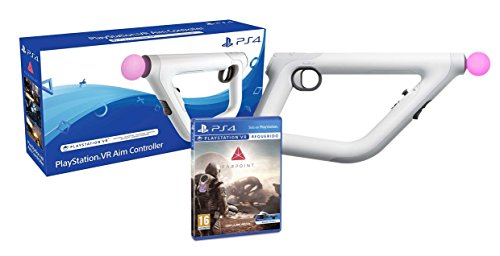 Aim-controller + Farpoint VR - Playstation 4