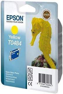Epson Tintenpatrone Epson T048440 R300 Rx500 Gelb Bürobedarf Schreibwaren