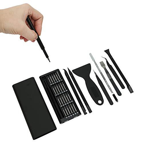Destornillador, kit de herramientas de reparación robusta Material de aleación de aluminio con aleación de aluminio Desmonte el destornillador de aleación de aluminio para desmontar el destornillador
