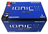 Lithium Ion Deep Cycle Battery 12V 12Ah - Ionic 12V12-EP - Built in