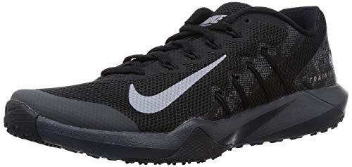 Nike Men's Retaliation Tr 2 Black/MTLC Cool Training Shoes-5.5 UK (38.5 EU) (6 US) (AA7063-003)