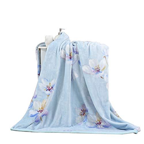 Processus d'impression de courtepointe de feuille de dortoir d'étudiant de couverture de couverture de flanelle de textile à la maison simple double de corail d'ouatine, doux et confortable