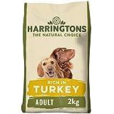 Harringtons Complete Turkey & Veg Dry Dog Food 2 kg, Pack of 4