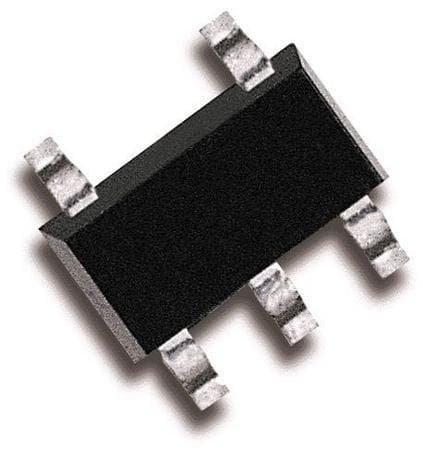 TSV631ICT-Operationsverstärker, einfach, 1 Verstärker, 880 kHz, 0.34 V/µs, 1.5V bis 5.5V, SC-70, 5 Pin(s) (50 pieces)