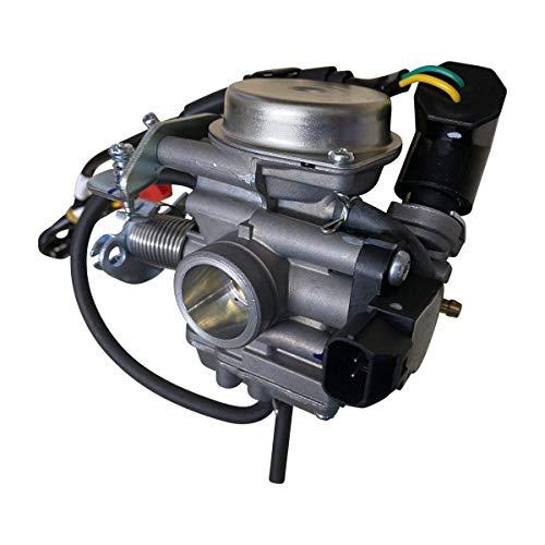 Vergaser Chinaroller 4T 50ccm Euro4 Alpha Motors/Firenze 50 Euro 4 / Nova Motors Euro 4 / Burnout Scooter 50ccm 4-Takt Euro 4