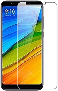 Tempered Glass Screen Protector For Xiaomi Redmi 5 Plus -Clear