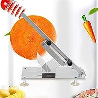 便利な多機能手動肉スライサー、ステンレス鋼冷凍肉スライサー、牛肉マトンの厚さ調整可能(Multifunctional slicer)