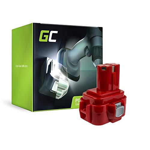 GC® (3Ah 9.6V Ni-MH celdas) 192019-4 Batería para Makita de Herramienta Eléctrica
