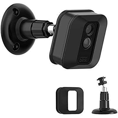 Blink XT Camera Wall Mount,360 Degree Protective Adjustable Indoor Outdoor Mo...