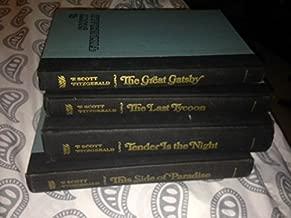 F. Scott Fitzgerald (4 Volume Set)