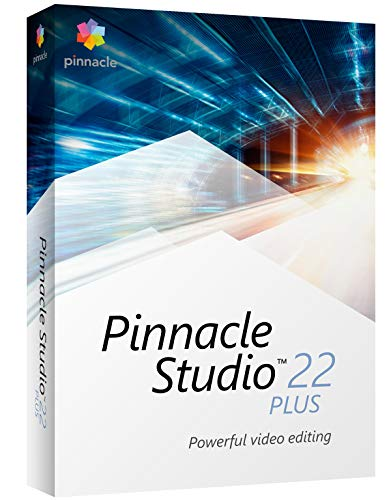 Pinnacle Studio 22 Plus |Plus|1|1 An|PC|Disque