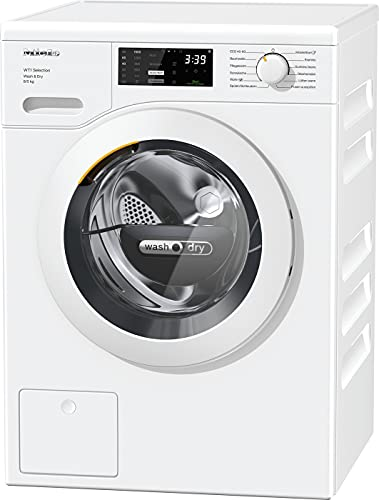 Miele WTD 163 WCS Frontlader...