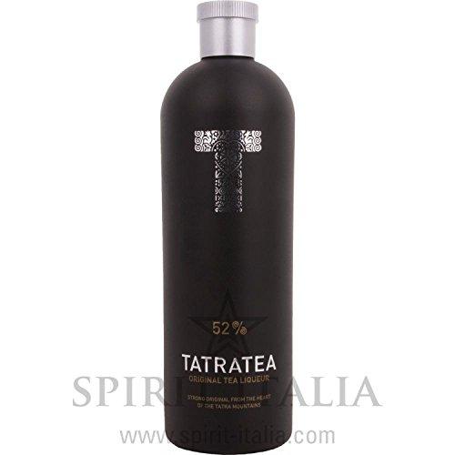 TATRATEA Original Tea Liqueur 52,00% 0.7 l.