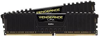 Corsair Vengeance LPX 32GB (2x16GB) DDR4 2400 (PC4-19200) C16 for DDR4 Systems - Black