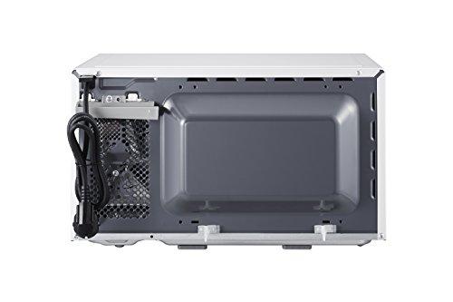 Panasonic NN-E20JWMEPG Forno a Microonde, 20 Litri, diametro del piatto: 25 cm, 800 W, 46 Decibel, Bianco 26x44x44cm
