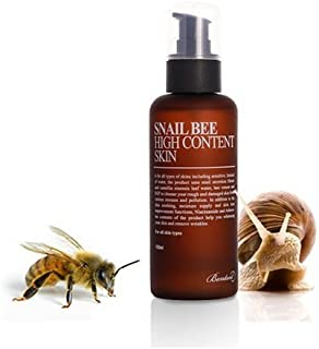 BENTON Snail Bee High Content Skin, Koreaanse cosmetica, Koreaanse schoonheid, Kpop Beauty, Kstyle