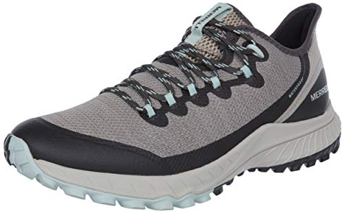 Merrell womens Bravada Waterproof Hiking Shoe, Aluminum, 6 US