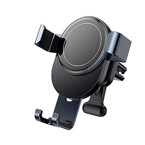 Libobo-001 Tenedor De Teléfono De 15W Cargador Inalámbrico Montaje En Coche Infrarrojo Inteligente para El Cargador De Coche De Ventilación Aérea Inalámbrico para Otros Teléfonos Inteligentes