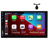 EINCAR Doble DIN GPS Bluetooth Estéreo para automóvil Andr